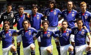 日本代表2010年