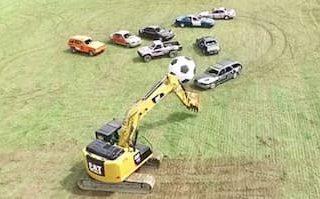 自動車サッカー