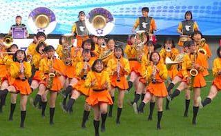 京都橘高校マーチングバンド