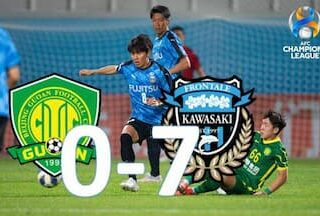 川崎フロンターレが歴史的大勝