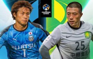 川崎フロンターレ対北京FC
