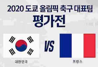 フランス対韓国