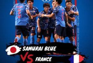 日本対フランス