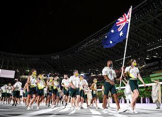 オーストラリアの選手