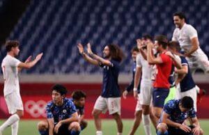 スペイン対日本