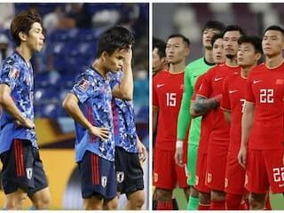 日本対中国